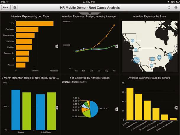 SAP Dashboard Management